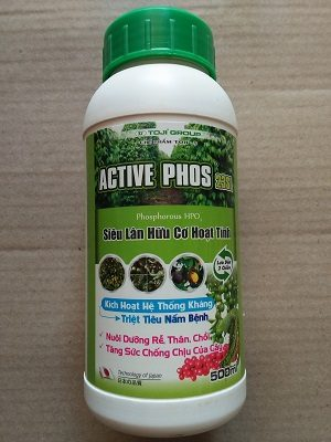 active phos 23SL - chế phẩm toij 5