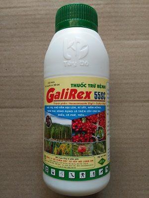 Hexaconanazole - thuốc trừ bệnh galirex 55sc